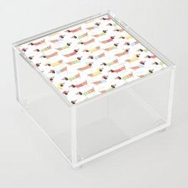 Cute Bassotti Acrylic Box