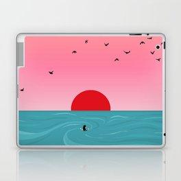 Tempus fugit Laptop & iPad Skin