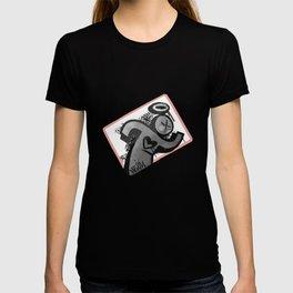 Sticker Society T-shirt