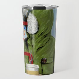 Caffeine Boost Travel Mug
