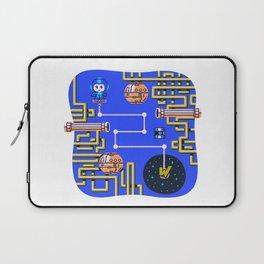 Overworld: Crash Laptop Sleeve