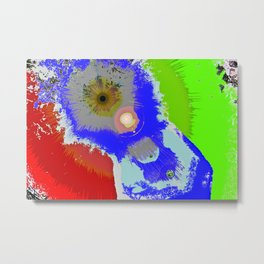 Daydream Explosion Metal Print