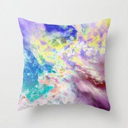 Interstellar No. 2 Throw Pillow
