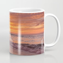 Sunset at Bean Point 3 Coffee Mug