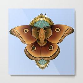 Another Moth... Again Metal Print
