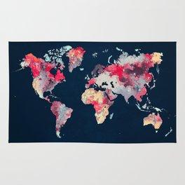 world map 69 Rug