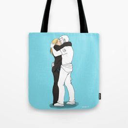 Across The Universe(s) Tote Bag