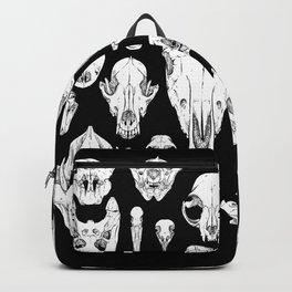 Skull Grid Backpack
