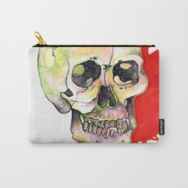 Unpredictable Memories Carry-All Pouch