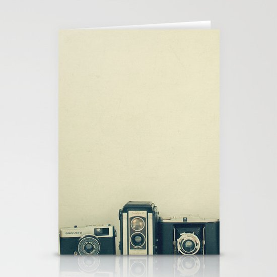 Camera Collection Stationery Cards