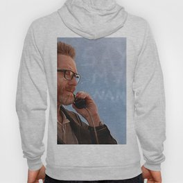 Say My Name - Walter White - Breaking Bad Hoody