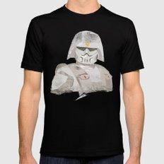 Ralph McQuarrie concept Snowtrooper  Mens Fitted Tee Black MEDIUM