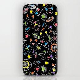 Kawaii Doodles iPhone Skin