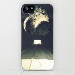 Melancholia iPhone Case