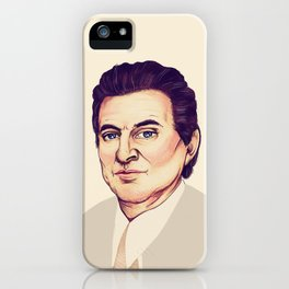 Goodfellas - Joe Pesci iPhone Case
