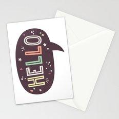 Hello Speech Bubble Stationery Cards
