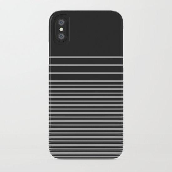 Gradient-B. iPhone Case