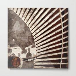 Sunny Gate! Metal Print