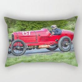 Vintage Racing Car - Hudson Special Rectangular Pillow