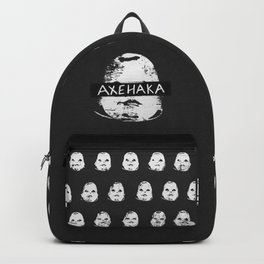 Head Like A HAKA Backpack