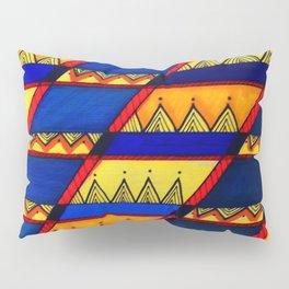 Tribal Trouble Pillow Sham