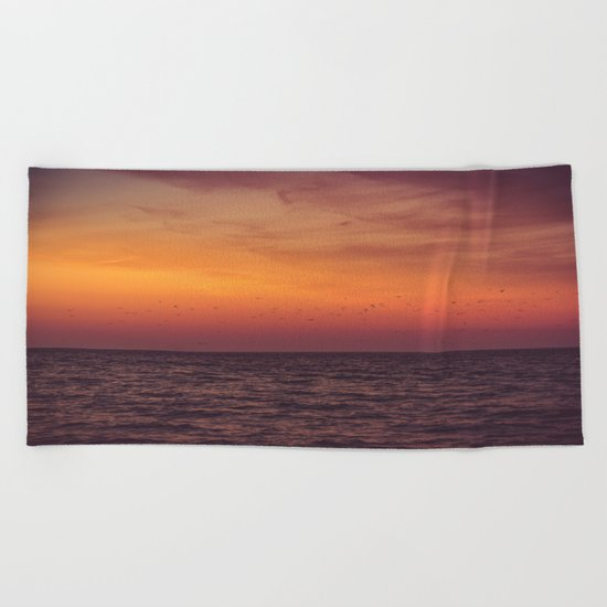 In Search Beach Towel