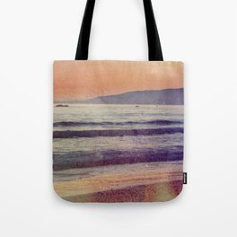 Searching for the Ocean's Serenity Tote Bag