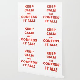Awesome & Great Confess Tshirt Confess it all Wallpaper