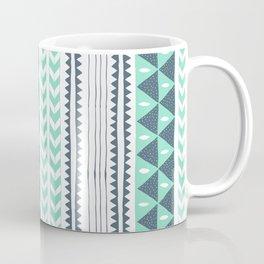 Winter Stripe Coffee Mug