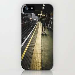 Street Photography iPhone Case