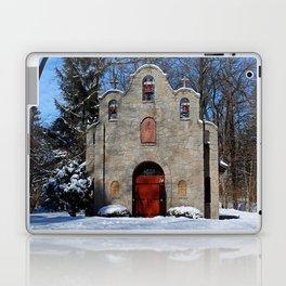 Portiuncula Chapel in Winter I Laptop & iPad Skin