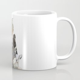Woodland Animal Friends Coffee Mug