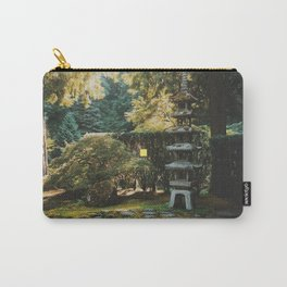 Peaceful Japanese Garden Carry-All Pouch