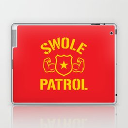 Swole Patrol Laptop & iPad Skin