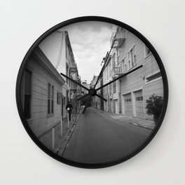 Streets of SF Wall Clock