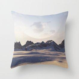 #Transitions XXIX - Longing Throw Pillow