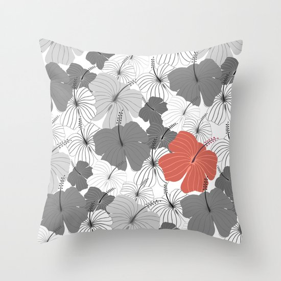 c13 standing out Throw Pillow