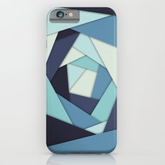Layers of Blues Slim Case iPhone 6s