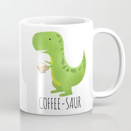 Coffee-saur Coffee Mug