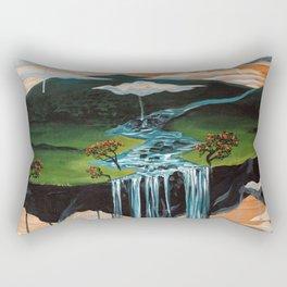 Costa Rica Rectangular Pillow