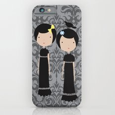 Meredith and Delany: Vampire Twins iPhone 6s Slim Case