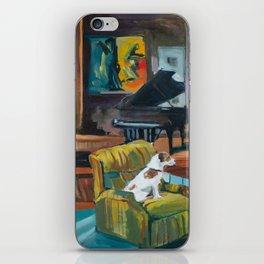 Frasier's apartment iPhone Skin