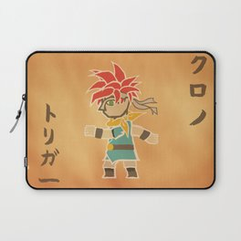 Crono Between Worlds Laptop Sleeve