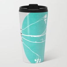 Abstract Flowers 1 Travel Mug