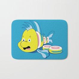 Flounder Sushi Bath Mat