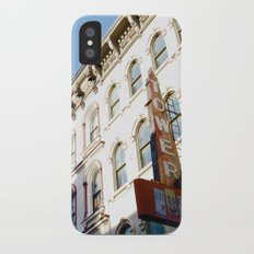 Tower iPhone X Slim Case