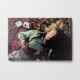 The Dude - Lebowski Metal Print
