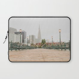 Falling in Love with San Francisco Laptop Sleeve