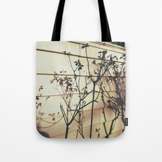 Branches Reflections Tote Bag