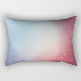 Galaxy Blossom Rectangular Pillow